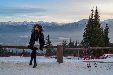 Ski Resort Viewpoint Zakopane-Poland-Winter-Road-Trip-Europe Road Trip in Winter