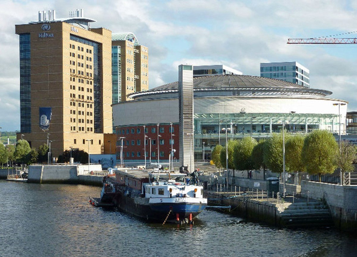 Belfast-Laganside-things to do in Belfast Northern Ireland