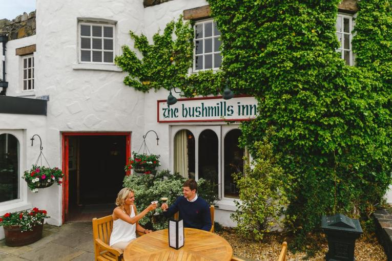 The Bushmills Inn, Causeway, Best Luxury Hotels in Northern Ireland