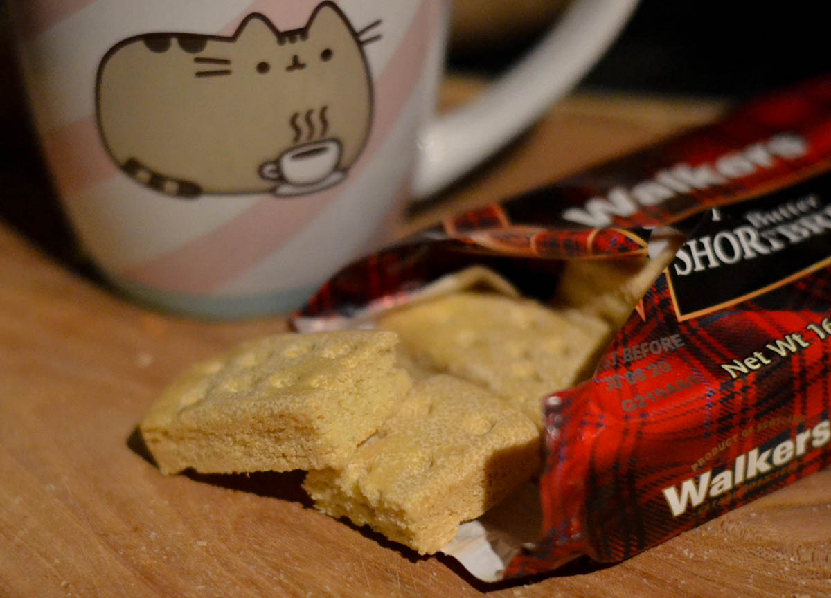 Walkers Short Bread Scottish Tradition Snacks