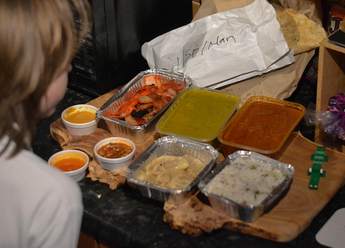 Order for Delivery at Yaks Nepalese Food Bangor Northern Ireland