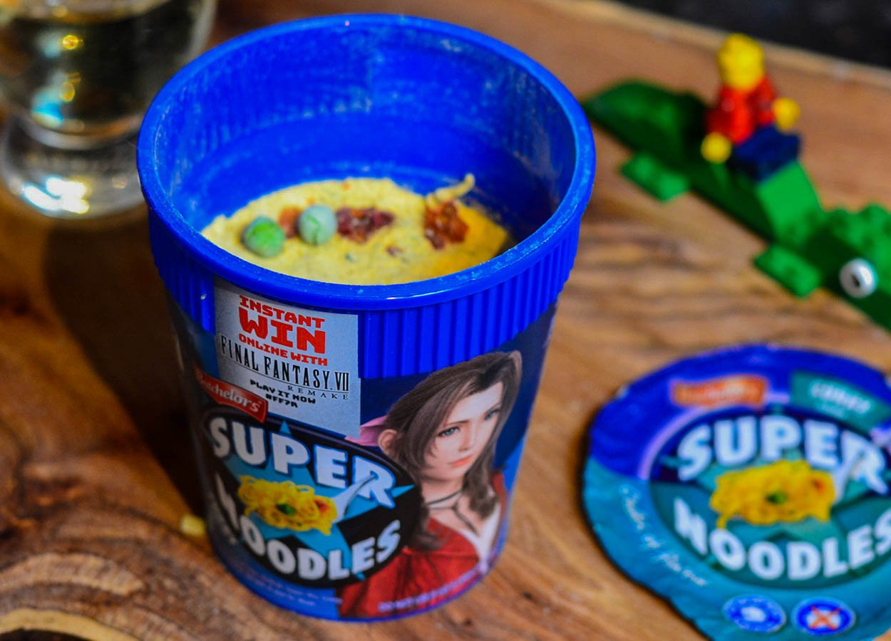 Bachelors Super Noodles Britains Best Instant Ramen Noodles in UK
