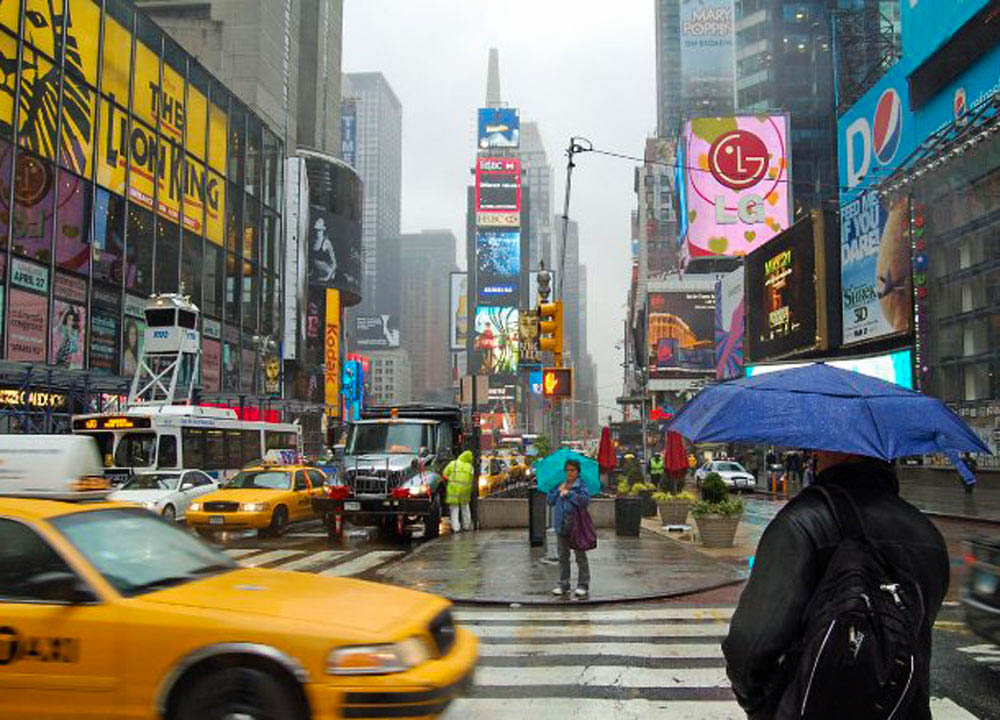 Road Trips from new-york-city nyc and Stopover in Manhattan