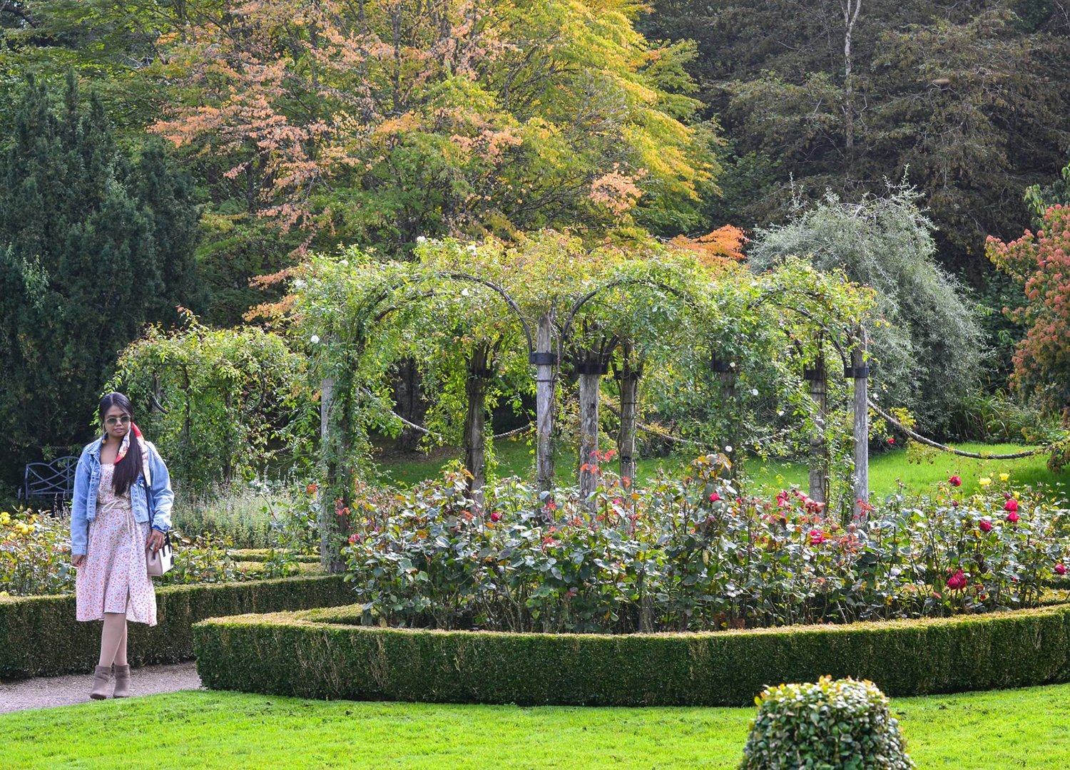 Summer Gardens at Florence Court House in Fermanagh by National Trust Northern Ireland