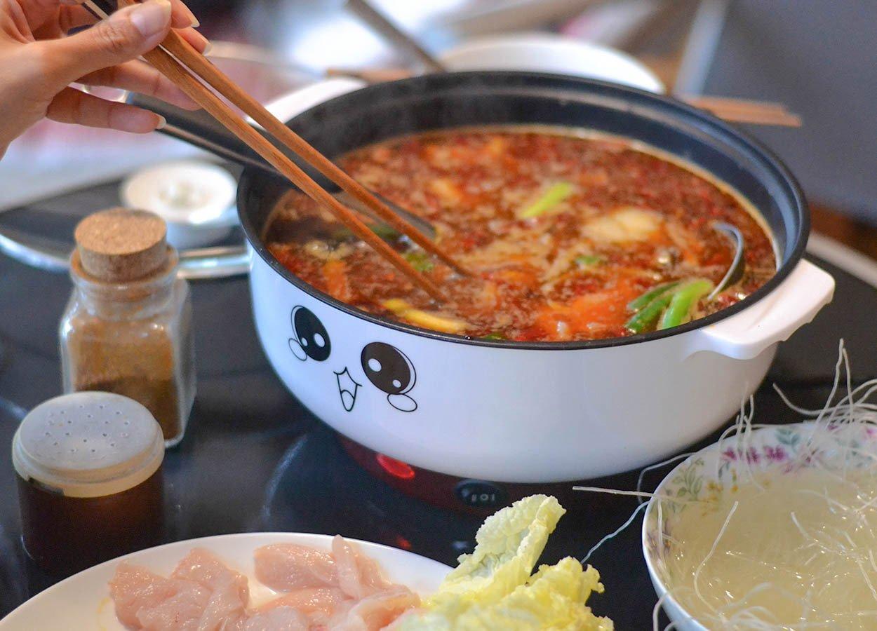 Little Sheep Hot Pot Base Sichuan/Szechuan Soups the UK Supermarkets