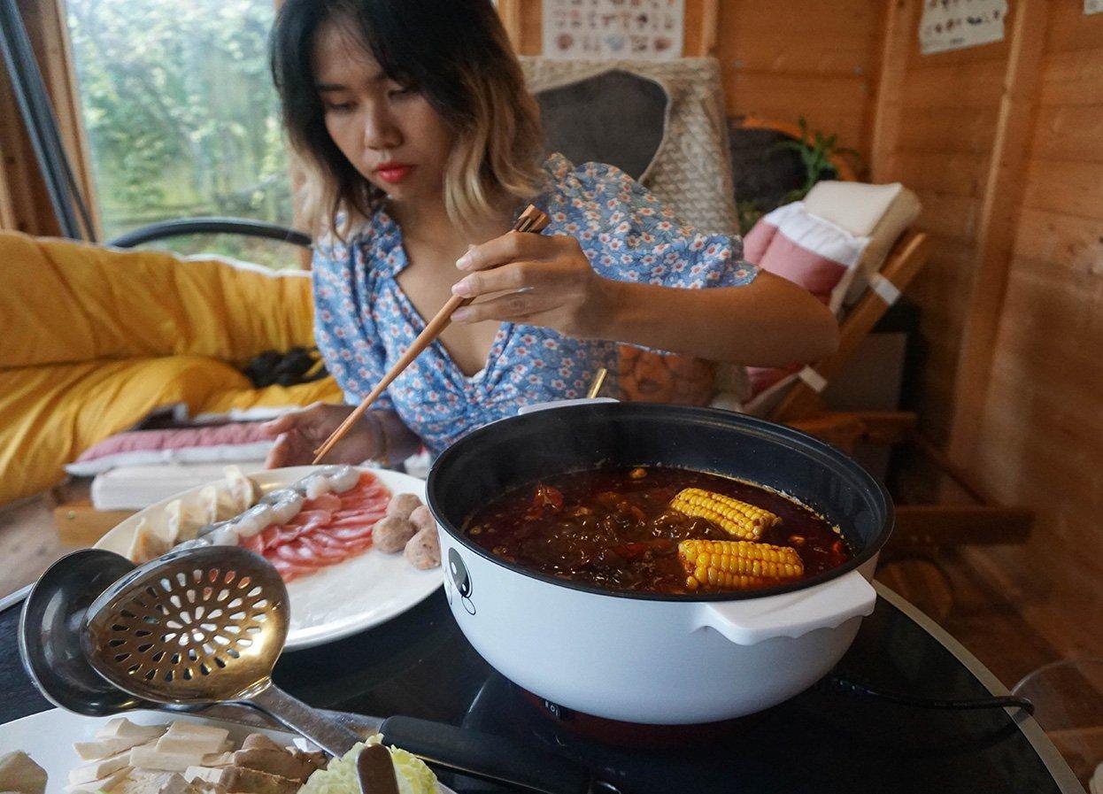 Hot Pots at Home Cygnet Sichuan Hot Pot Soup in Belfast UK