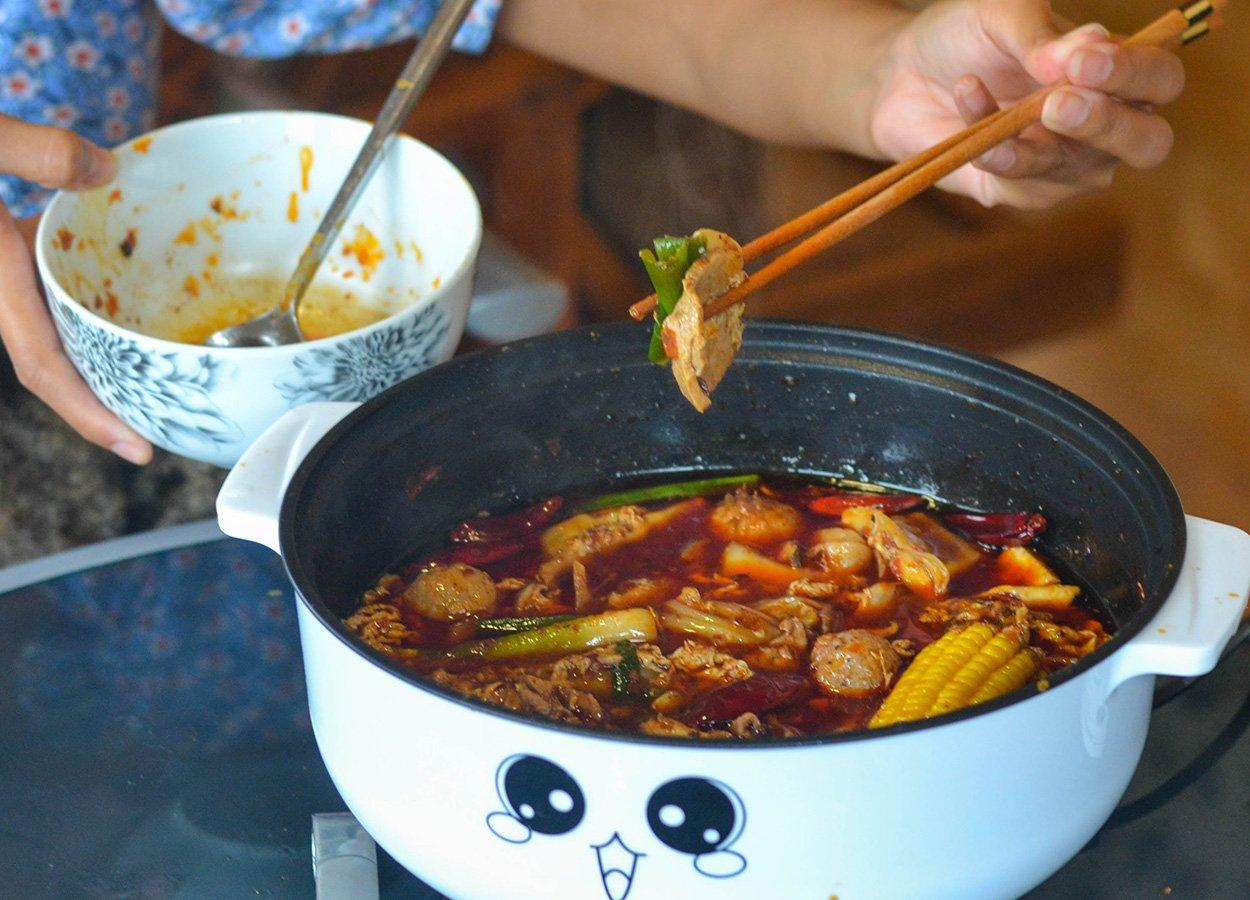 Cygnet Sichuan Hot Pot Soup Base Szechuan Pepper Broth in UK