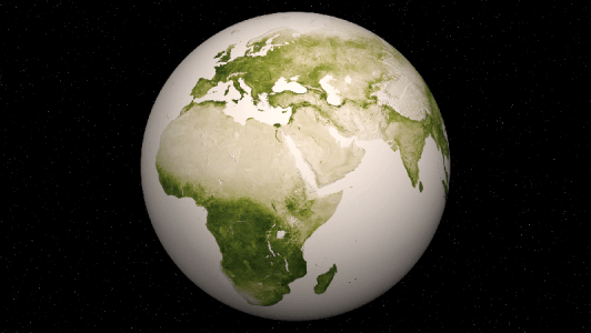 A Green Earth: Life seeks to survive, by whatever means it can (picture credit: NASA Goddard Space Flight Centre) Does evolution have a purpose? To […]