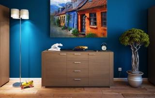 Pilihan Warna Cat Dinding yang Terbukti Dapat Memperbaiki Suasana Hati