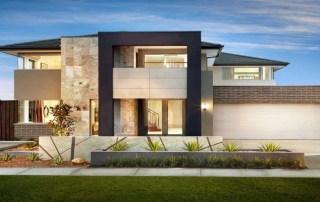 4 Batu Alam Bernuansa Sejuk Mempercantik Bangunan Rumah Mewah
