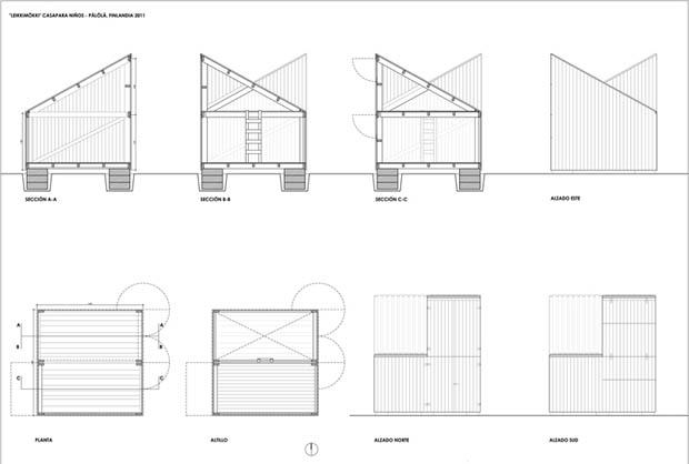 แปลนบ้านขนาดเล็ก งบก่อสร้างถูก