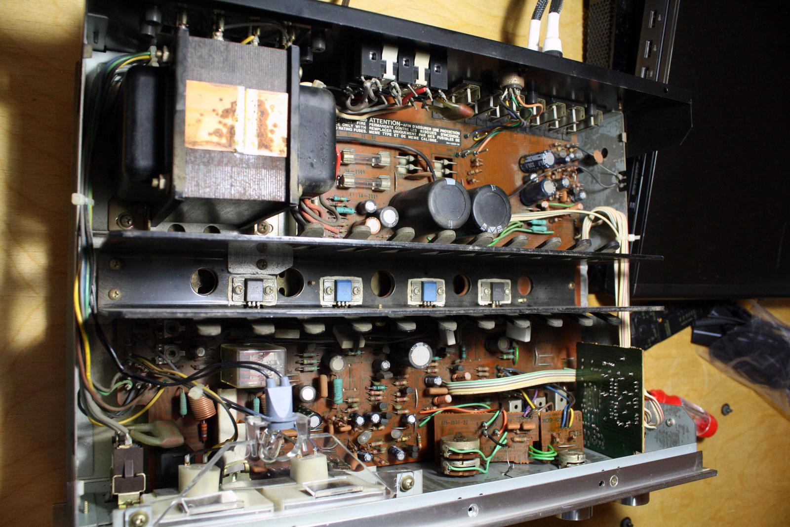 Kenwood KA 5700 Integrated Amp This Is