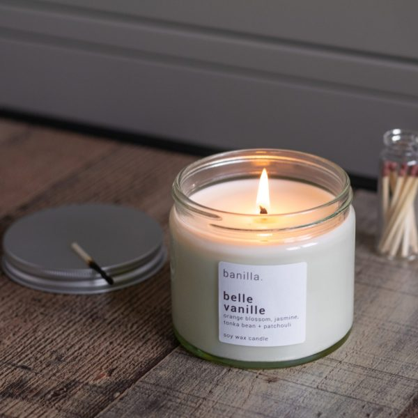 Belle Vanille candle