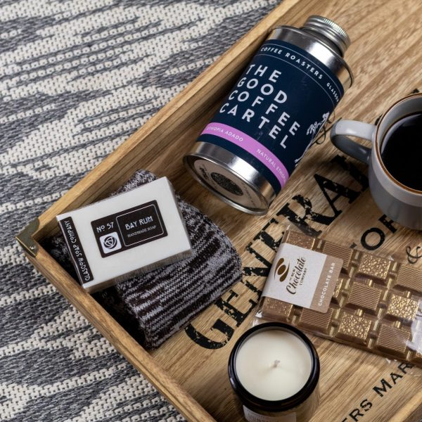 Relax & Recharge flat lay image