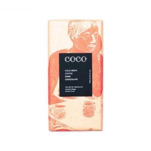 Coco Chocolate Cold Brew Chocolate bar