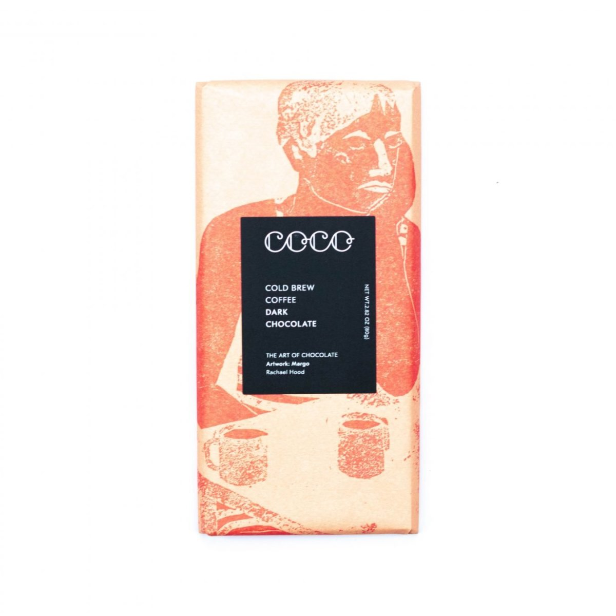 Coco Chocolate Cold Brew Chocolate bar