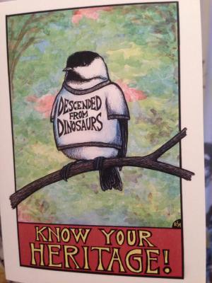 bird know history