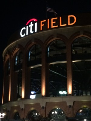 Citi Field Sign