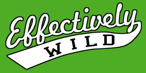 Effectively Wild script logo
