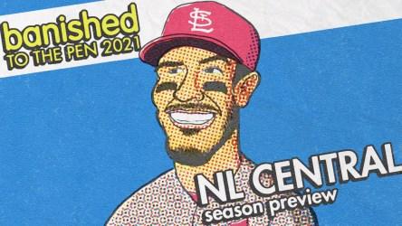 Season Previews 2021 - NL Central (Nolan Arenado)