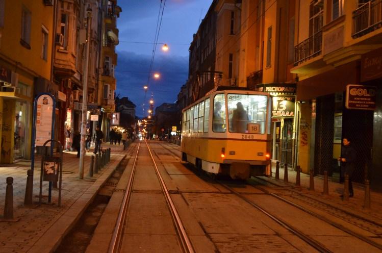 На морето няма трамваи Снимка: Сава Ташев