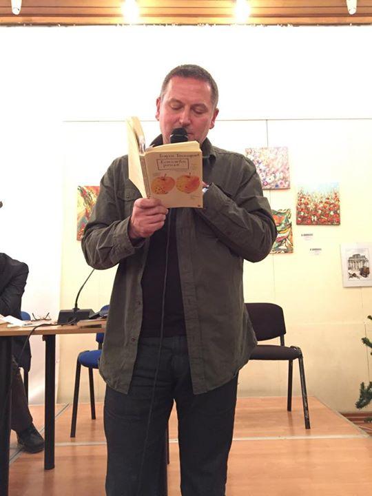"14-тата годишнина на ""Естествен роман"", София,   декември 2014г."