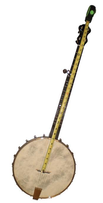 Banjo Scale Length - BanjoCraft