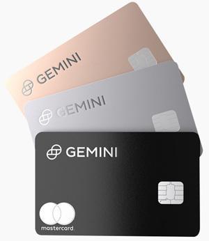 Кредитна карта Gemini Mastercard