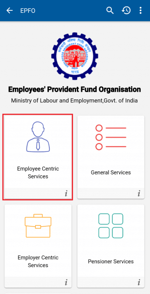 Select Employee Centric Services