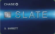 Chase Slate 2015 New