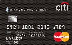 Citi Diamond Preferred Card Review