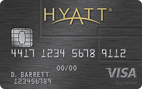 Chase Hyatt Credit Card Review