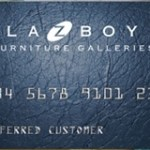 La-Z-Boy Furniture Galleries credit card Review