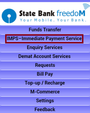 imps payment service