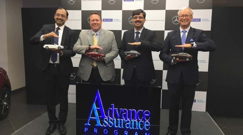 Mercedes benz india and daimler financial services india for Mercedes benz extended warranty coverage