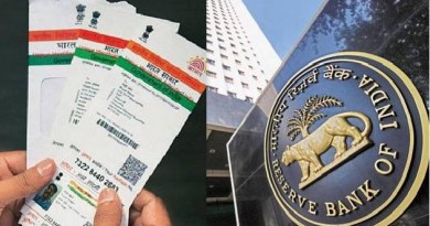 RBI makes Aadhaar linkage with bank accounts mandatory