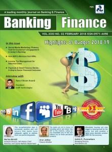 Banking Finance February 2018