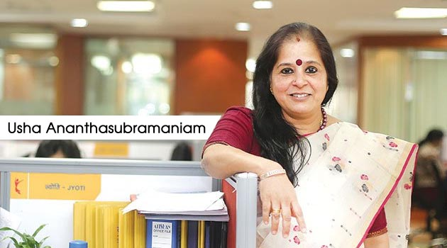 IBA's first woman chief – U. Ananthasubramaniam