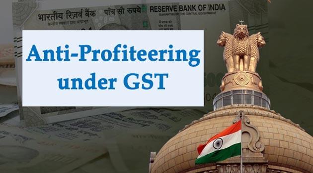 Govt probing 53 cases of profiteering in GST regime