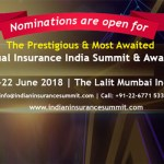 3rd Annual Insurance India Summit & Awards 2018