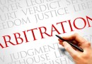 Bill to promote institutional arbitration