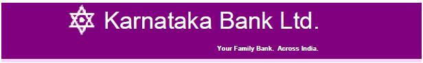 KARNATAKA BANK LIMITED