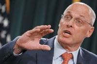 Henry Paulson (πρώην ΥΠΟΙΚ των ΗΠΑ): Ήρωας ο Draghi - Να υπάρξει συμφωνία για την Ελλάδα