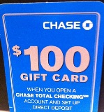 Chase-checking-promo-card