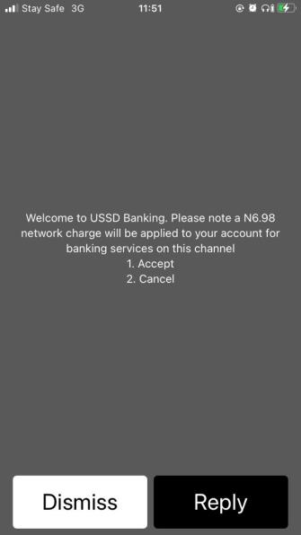 6.98 avoid bank ussd charge