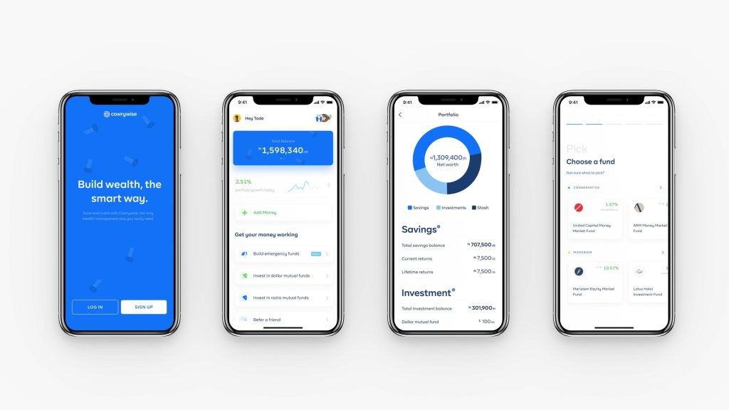 How to invest with CowryWise and . And make money
