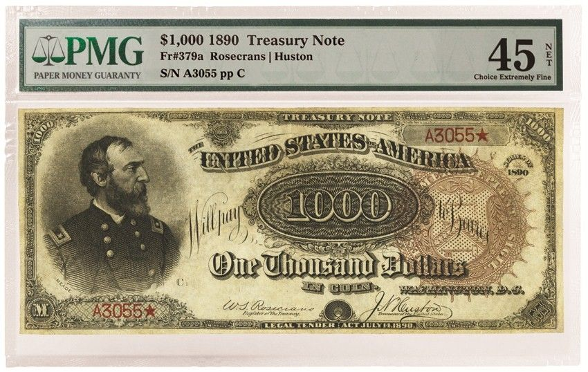 most valuable banknote