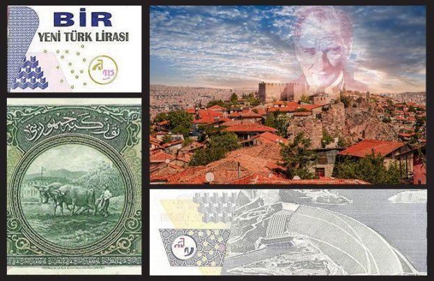 History of the Turkish Lira