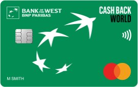 The chime secured visa card is a credit builder account. Credit Cards Bank Of The West