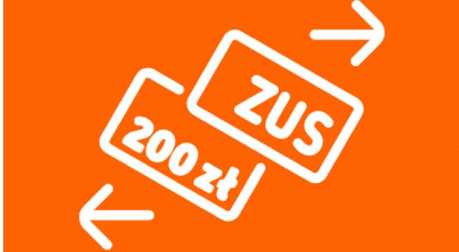 200 zł za otwarcie konta firmowego i przelew do ZUS. W ING Banku Śląskim.